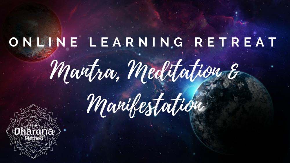 manifestation meditation mantra abundance coach online