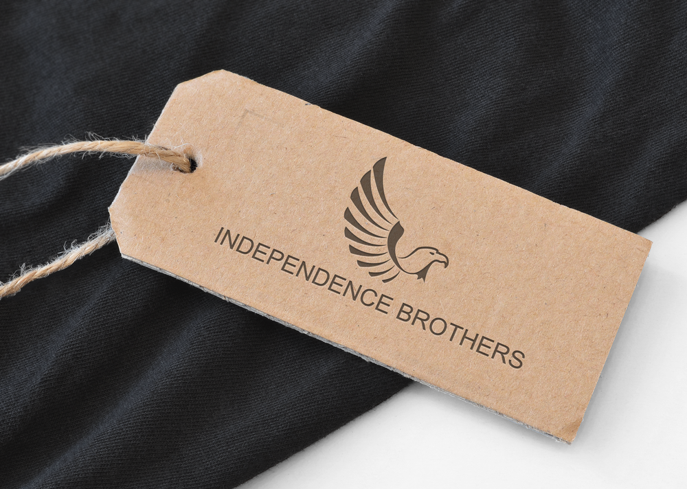 Independence Brothers Label Tag Handmade High Quality Custom Leather Jacket
