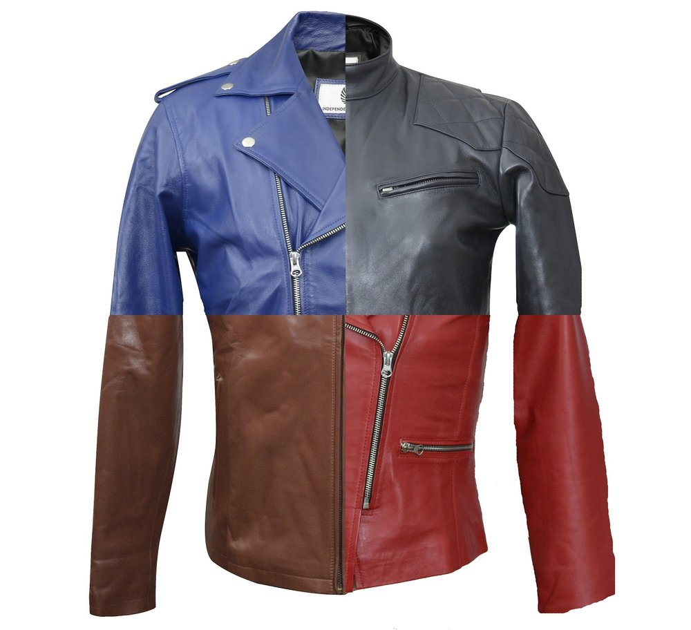 Your Custom Leather Jacket Design  STARTING AT $300   Shop Now