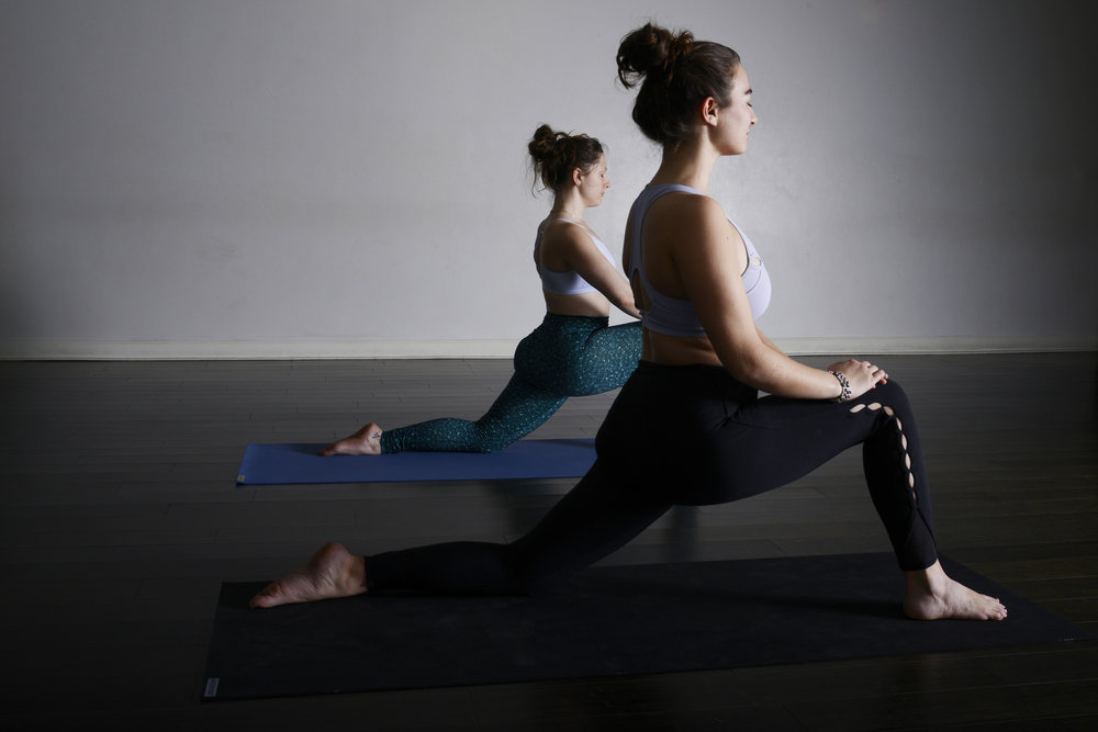 New students - Whether you are completely new to yoga or new to us, we are here to help you transition into our space of freedom and creativity.