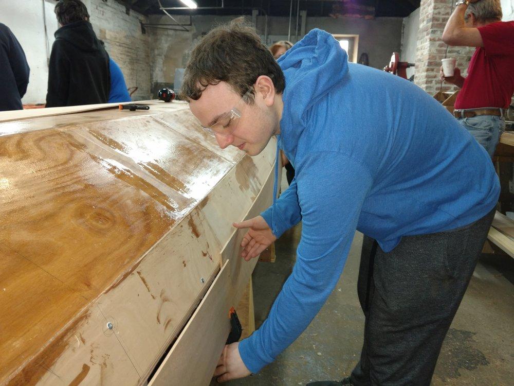 Sheer Plank