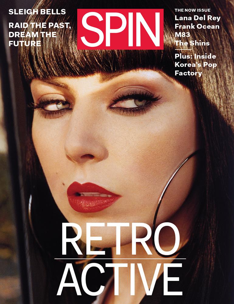 SPIN Magazine Redesign