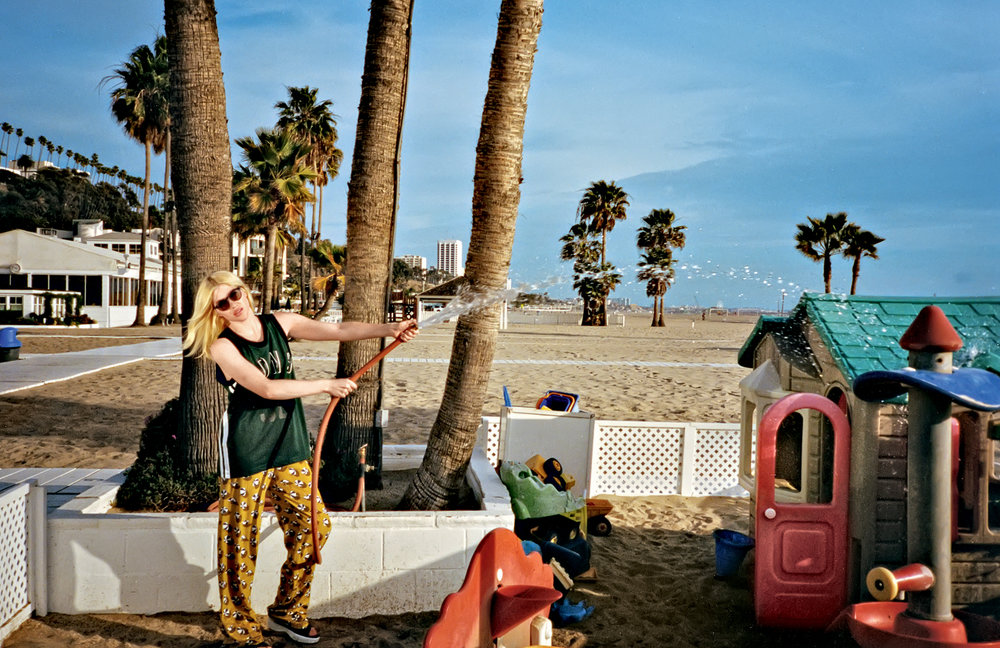 VANITY FAIR ITALIA Malibu Cocktail by Nick Haymes