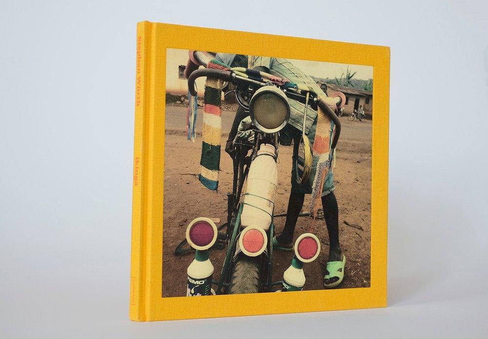 BOOK DESIGN Ikinga by Stephan Würth