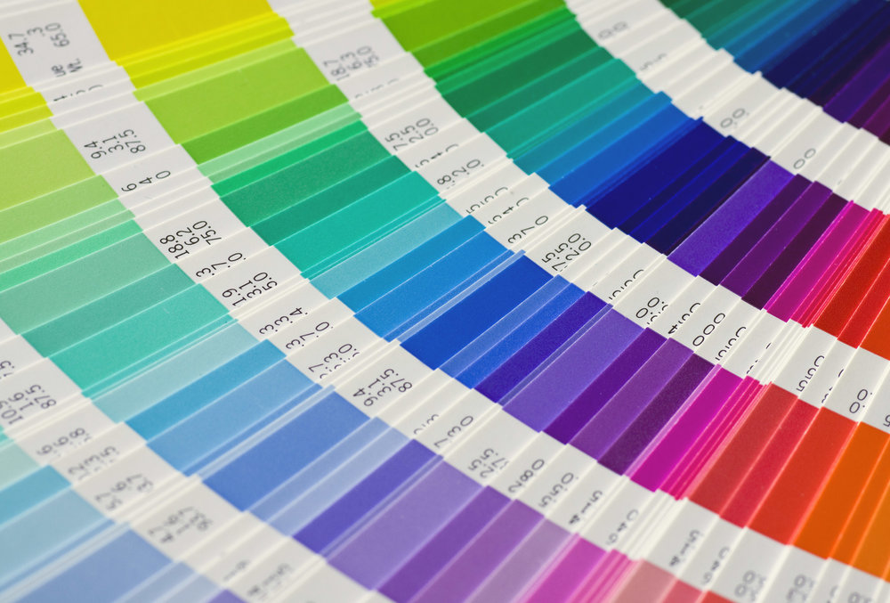 What's the complementary color to blue? - Don't know? Don't worry because we do.We offer color consultation, imaging and design.