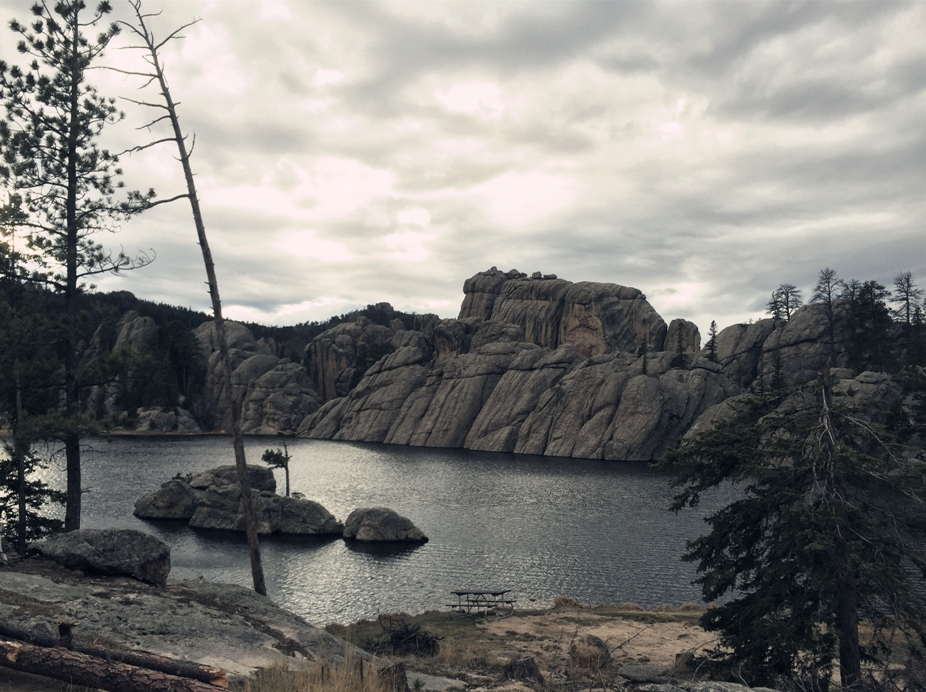 Sylvan Lake. Saving it for next time. Photo by Jamie Leibel.