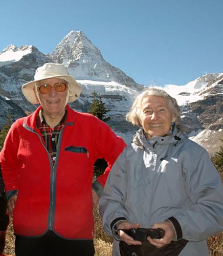 Richard and Louise Guy.