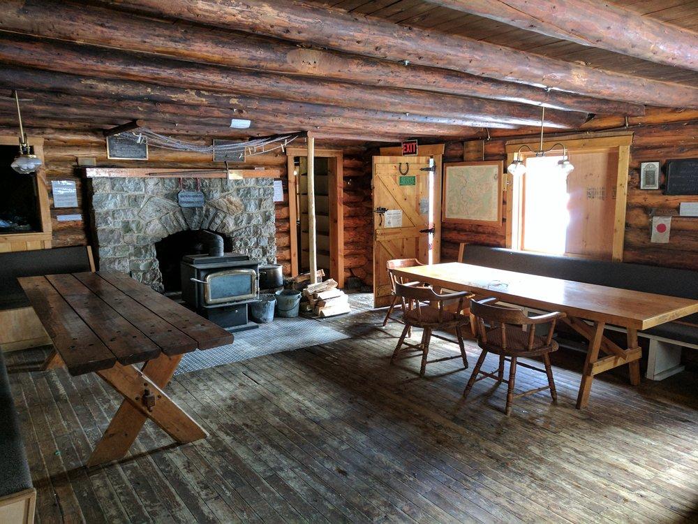 Wates-Gibson Hut. Photo by Nicole Larson.