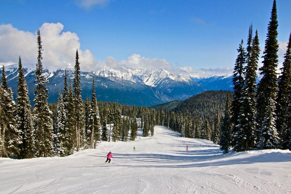 Big White Ski Resort. Photo: Michael Pidwirny