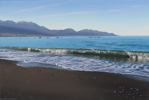 Early Morning Stroll – Kaikoura 2