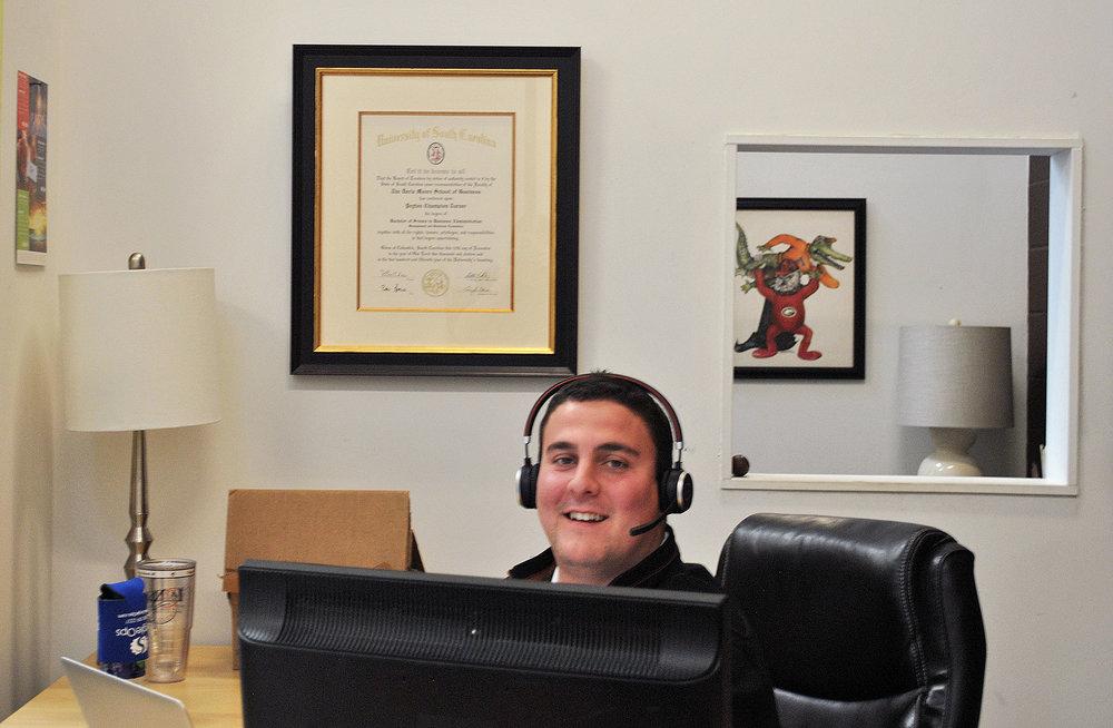 Peyton Turner,  SingleOps  - Sales Development Manager