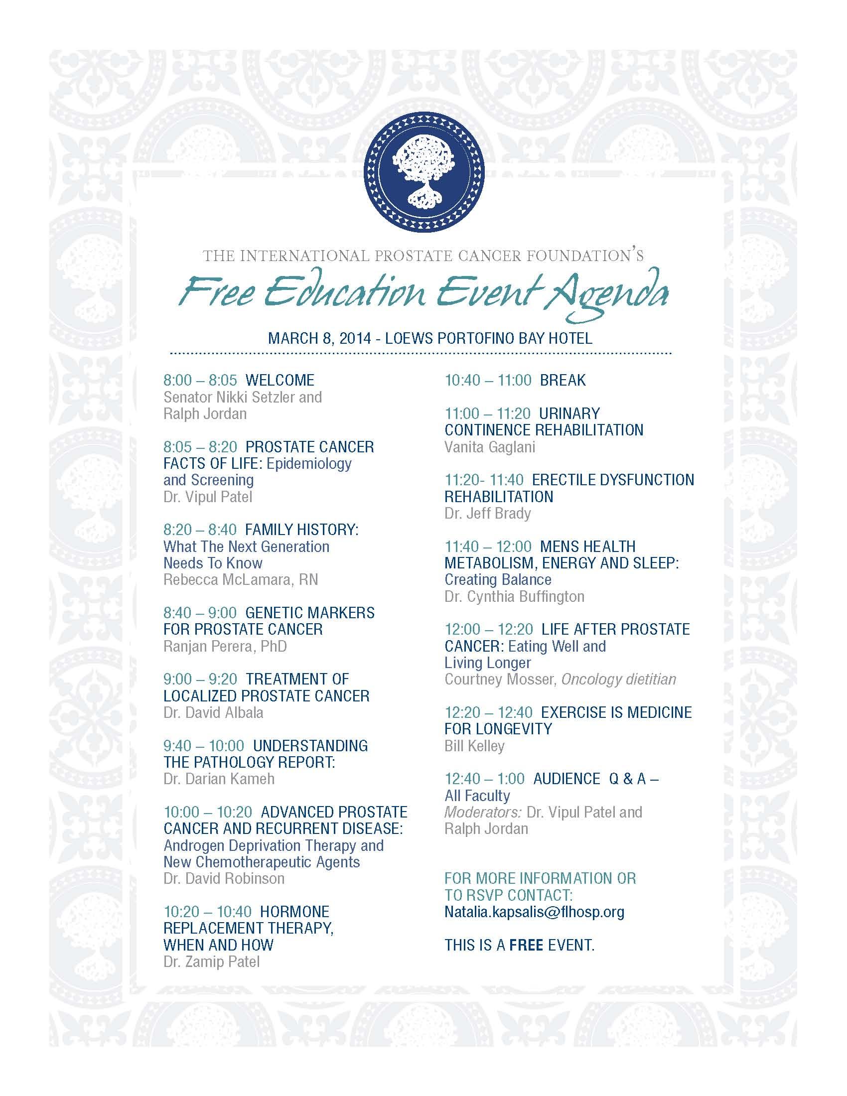 2014 Education Event Agenda-v2 for blog