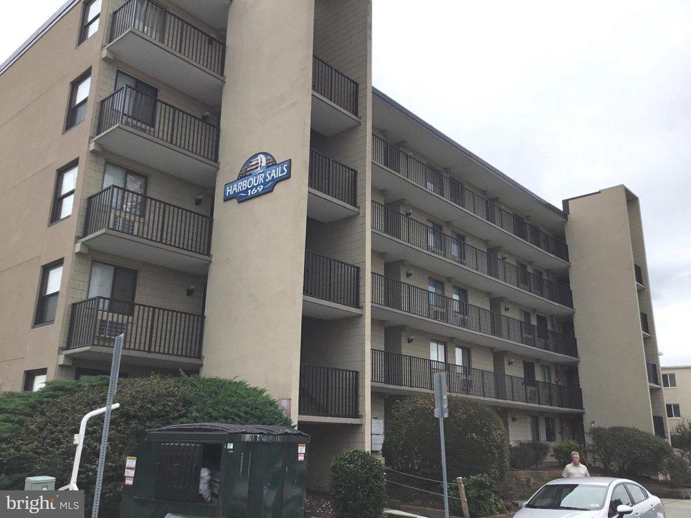 169 Jamestown Road Unit #108 - Ocean City, MD   $169,900 | 1 Bed | 1 Bath | 606sqft | bayfront views