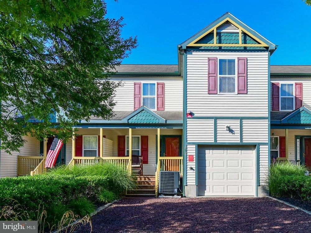 259 Mumford Landing Road - Ocean Pines, MD   $240,000   3 Beds   2.5 Baths   1,448sqft   .10 Acres