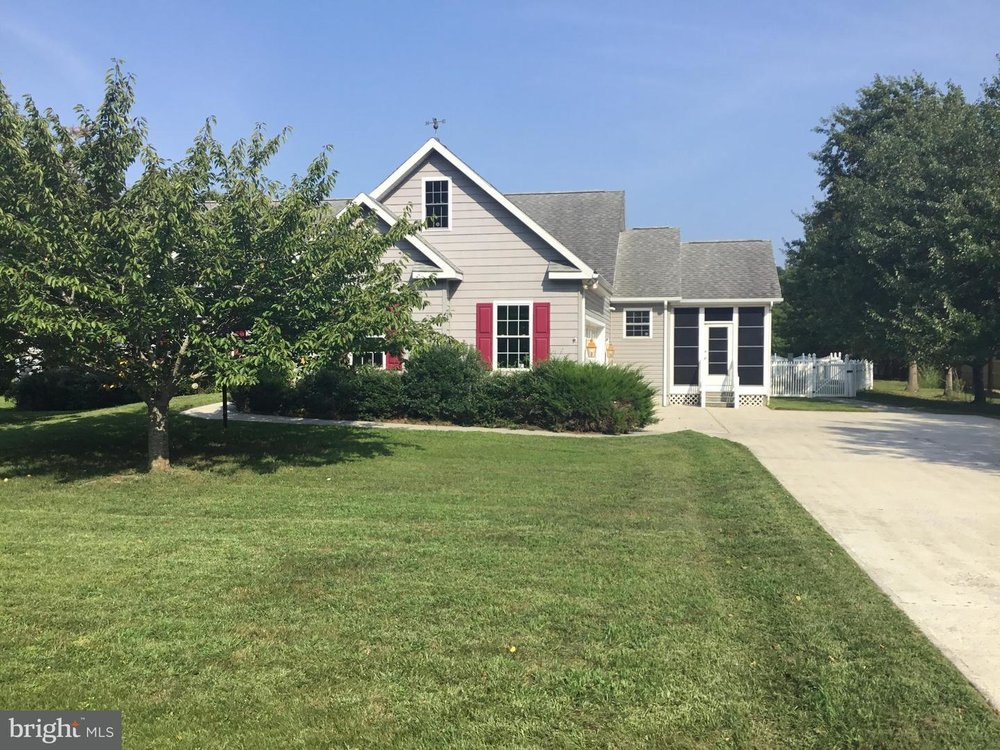 8812 Hunting Hound Road - Berlin, MD   $379,900   3 Beds   2.5 Baths   2,548sqft   1.11 Acres