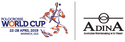 Adina Polocrosse World Cup – Queensland 22–28 April 2019