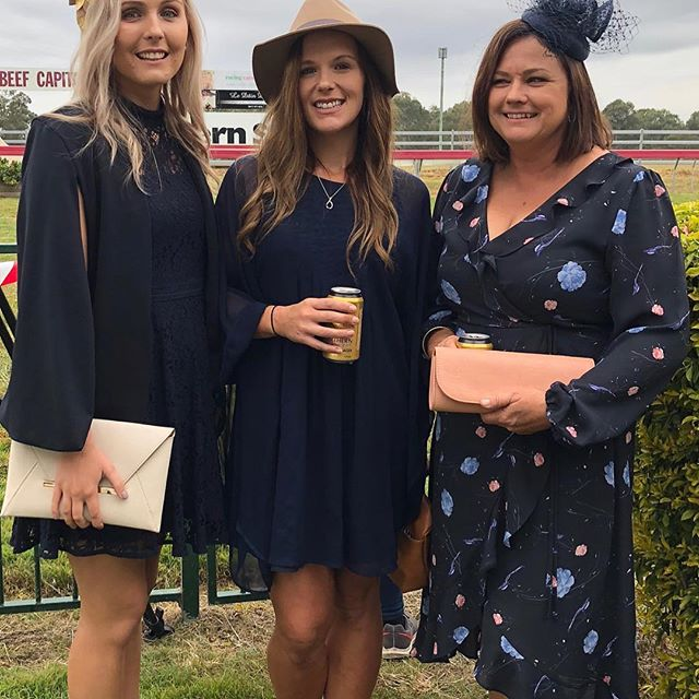Beef Week Races did not disappoint according to our photo of the day from @anna_maree23 🐎