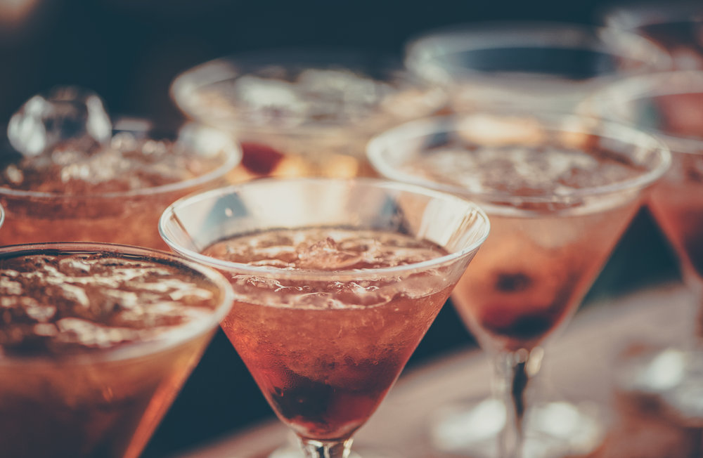 alcohol and lose weight