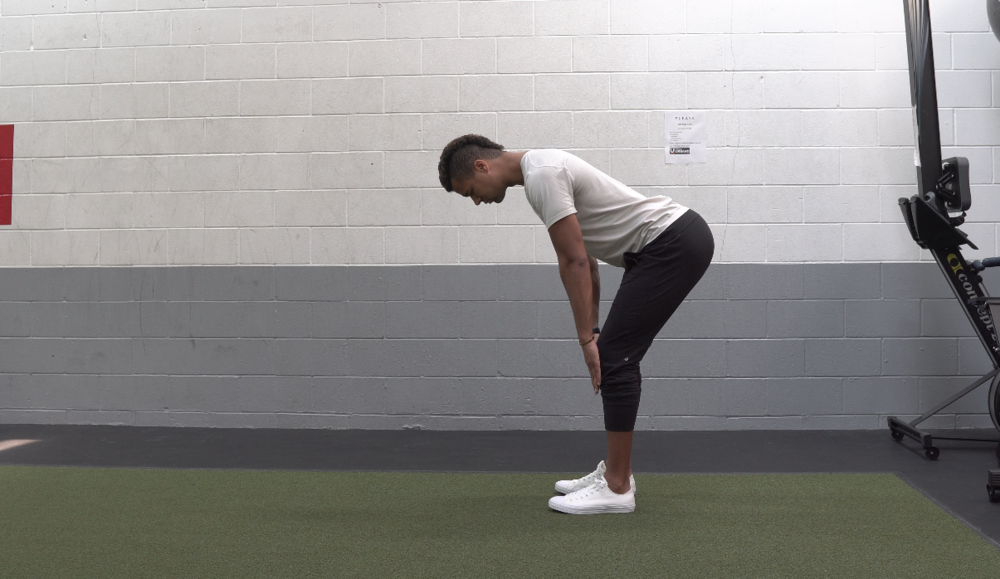 hip hinge deadlift progression