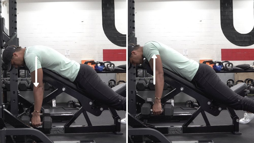 how to bench press for women incline dumbbell shrugs