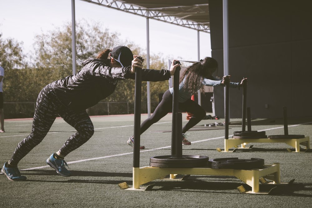 how does online fitness coaching work