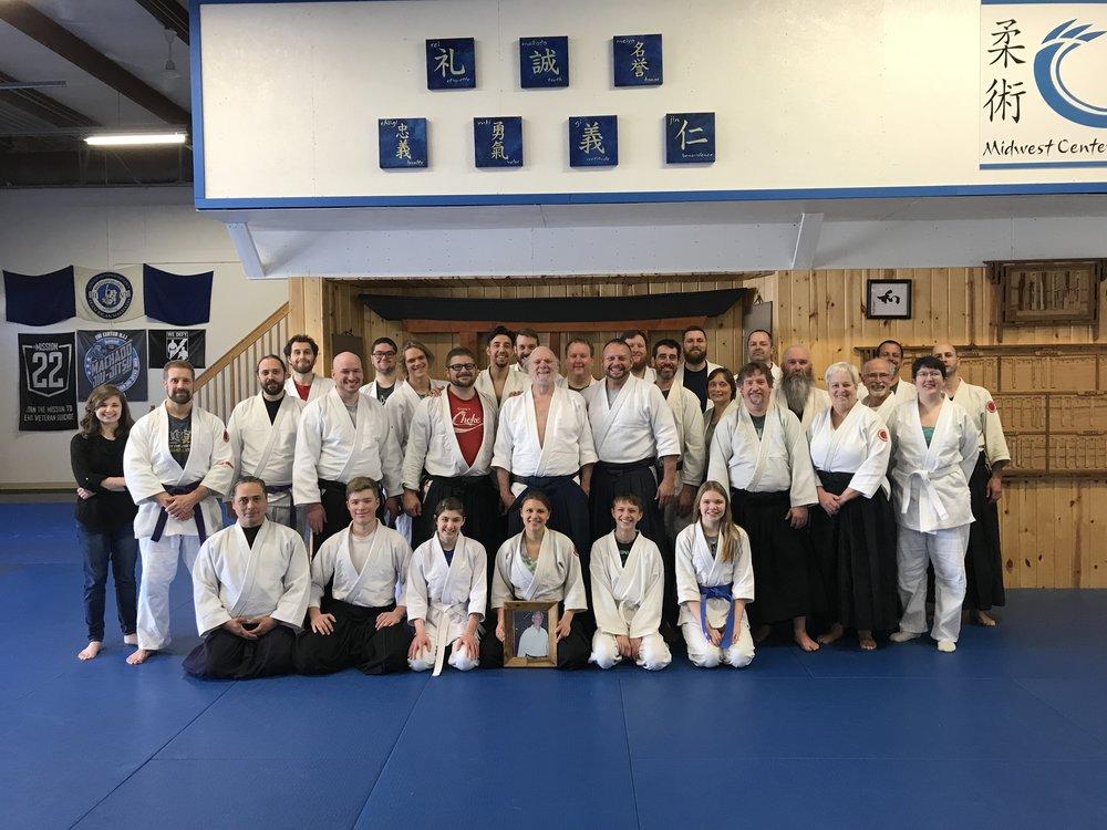 Spring 2018 Aikido Seminar