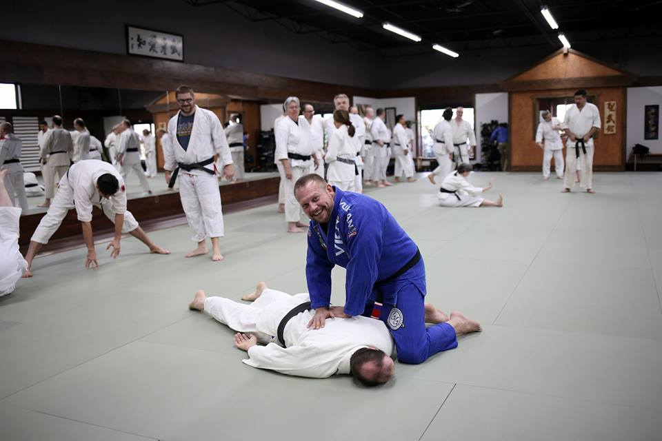 Midwest Aikido Bridge Seminar. March 23-25th, 2018