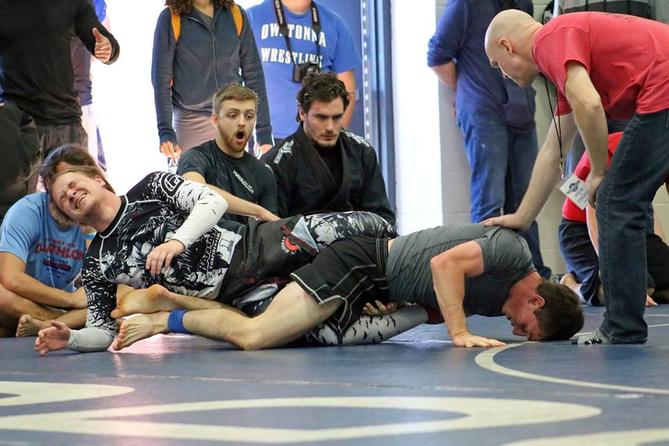 Fall 2018 Grappling Games