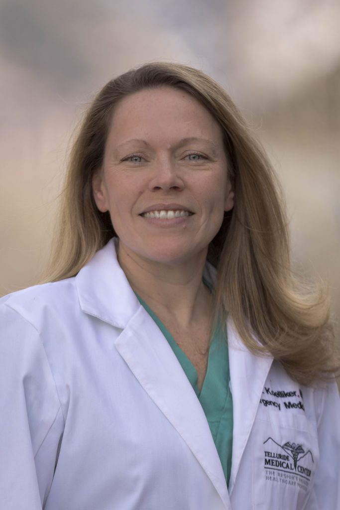 Diana Koelliker, MD, Treasurer