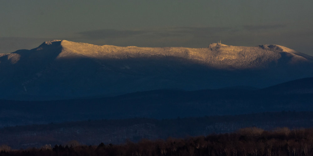 Snow Covered Mount Mansfield_1