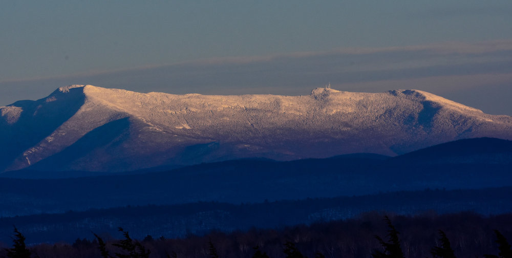 Snow Covered Mount Mansfield_2