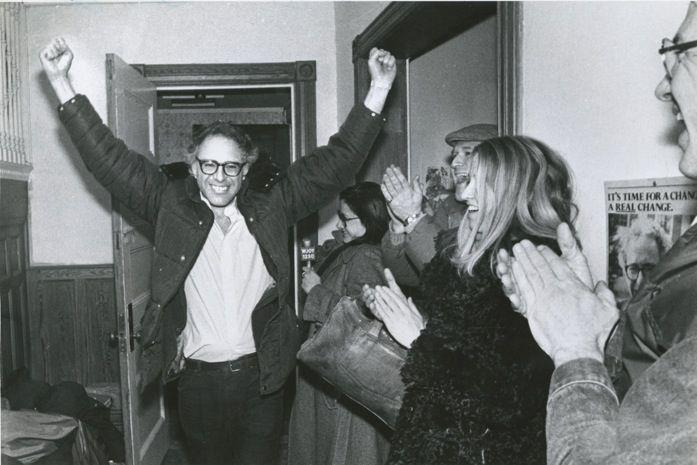 Bernie Sanders' Mayoral Win