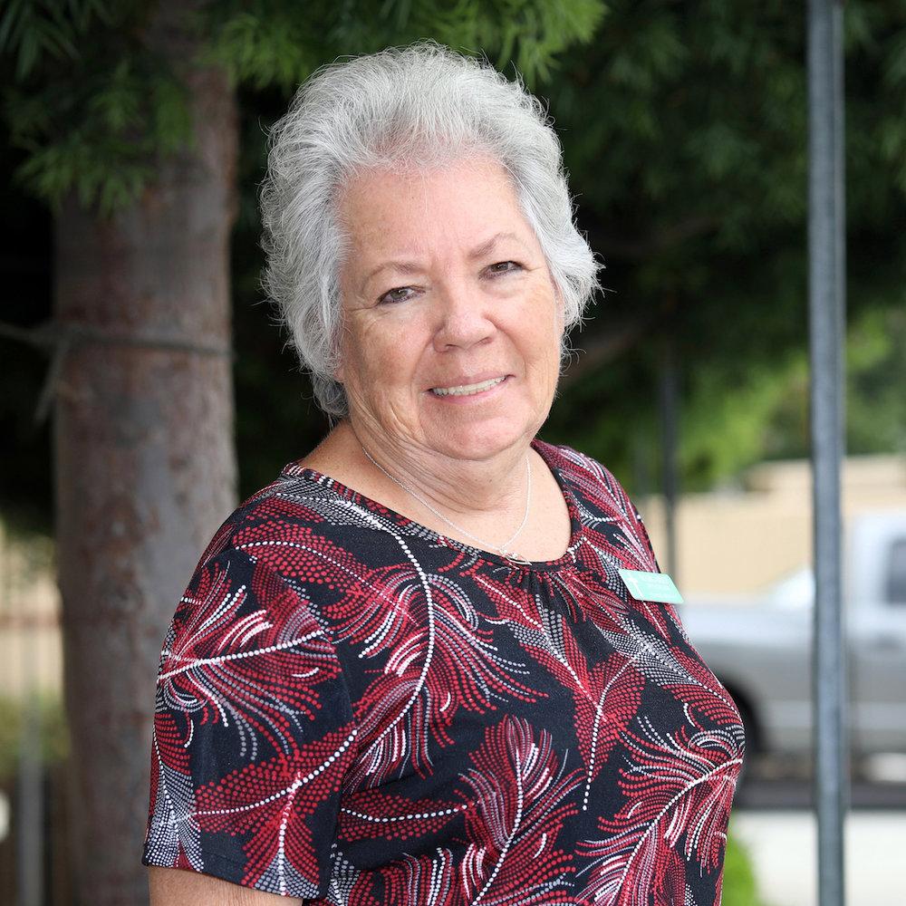 Prayer Ministry - Margaret Wyndham