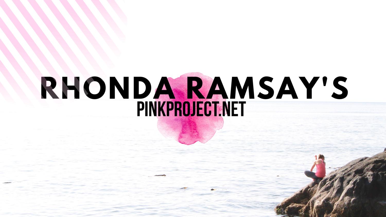 Nutrition — Rhonda Ramsay's Pink Project