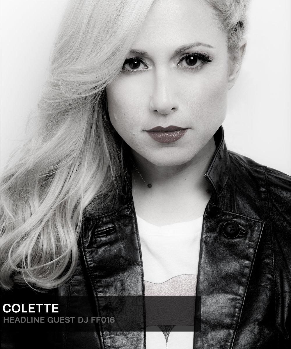 DJ Colette Nude Photos 9