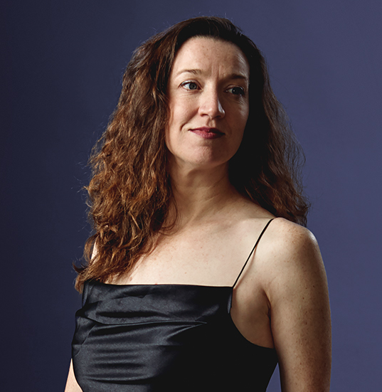 Flautist Sally Walker