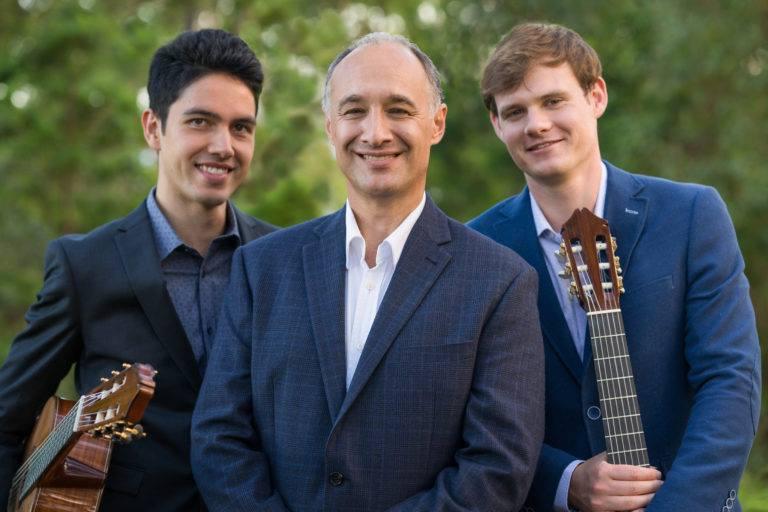 Ariel Nurhadi,José Carbó and Andrew Blanch