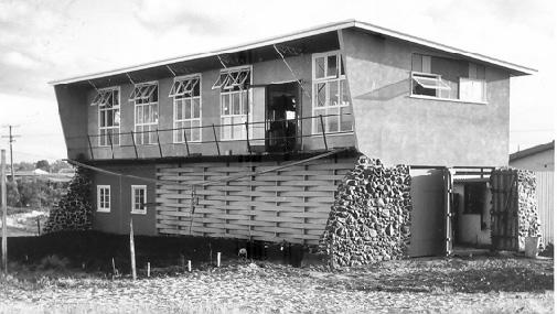 Tallebudgera SLSC Clubhouse 1960