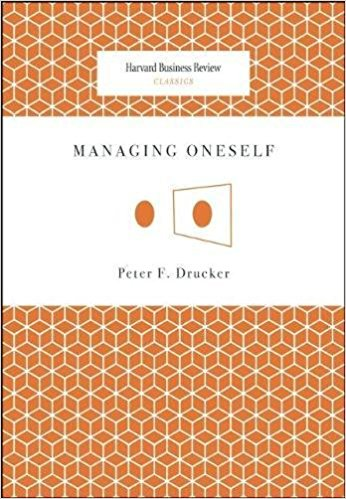 Managing Oneself: Peter Drucker