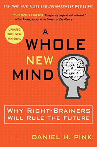 A Whole New Mind: Daniel H. Pink