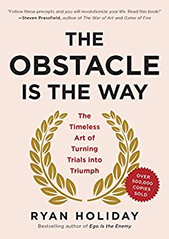 The Obstacle Is The Way: Ryan Holiday