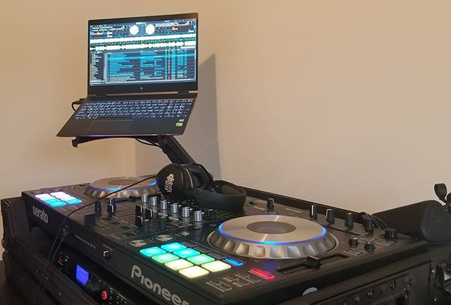 Each of our Entertainers put in hours of practice every week to keep our DJ skills top notch! #MoreThanJustDJs #Greesborowedding #northcarolina #ralieghwedding
