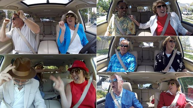 For those at #CAALA conference in Las Vegas this weekend, did you see this #CarpoolKaraoke video? Let us know what you thought of it! #131Media #lawyer #caala2017