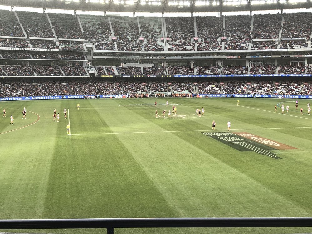 Geelong v Hawthorn MCG AFL Level 2 view tickets