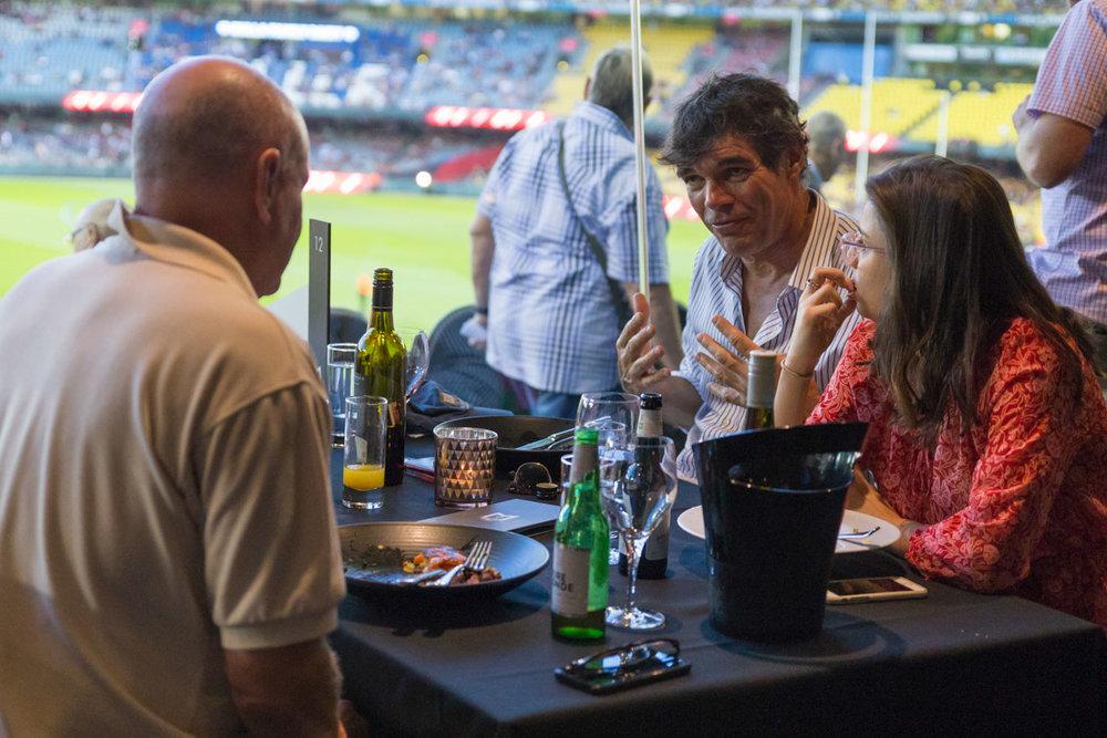 The Carvery Marvel Stadium dining tickets