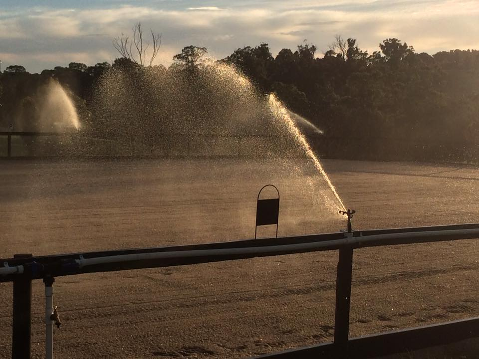 Arena Irrigation