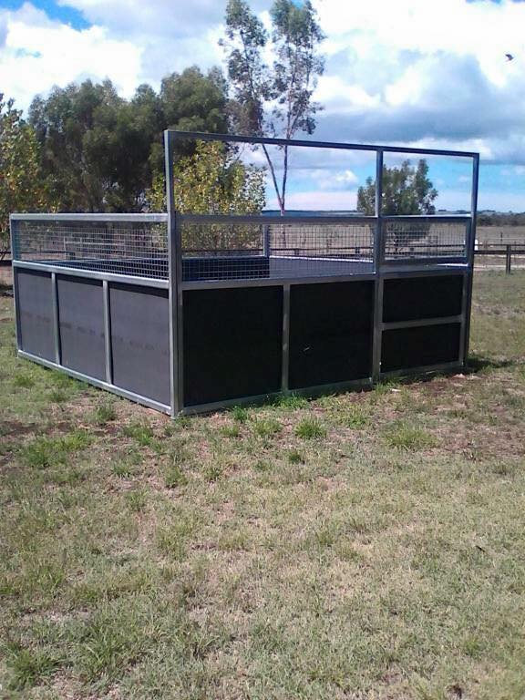 Portable Stables