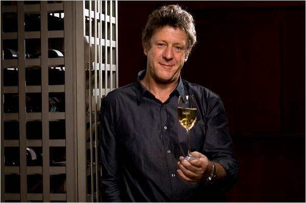 Taking Champagne Back to Its Roots - Anselme Selosse looks the image of the French vigneron, a man more comfortable tending vines and working in his cellar than he is in a New York restaurant talking to sommeliers and wine writers.Photo and article from THE NEW YORK TIMES