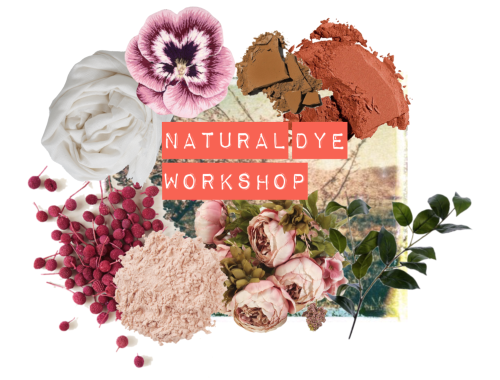 Natural Dye Workshop with Miranda Bennett - COMMUNITY COSMIC CAMP EXPERIENCELead by Miranda Bennett, guests will be educated on the magic within natural dyes and first hand experience using plants based, natural elements to dye special takeaways.