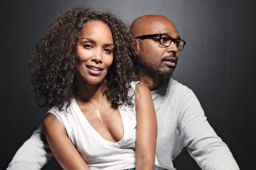 'Black Lightning' was created by Mara Brock Akil and Salim Akil. The DC character was created by Tony Isabella with Trevor Von Eeden.RANDY SHROPSHIRE/GETTY IMAGES